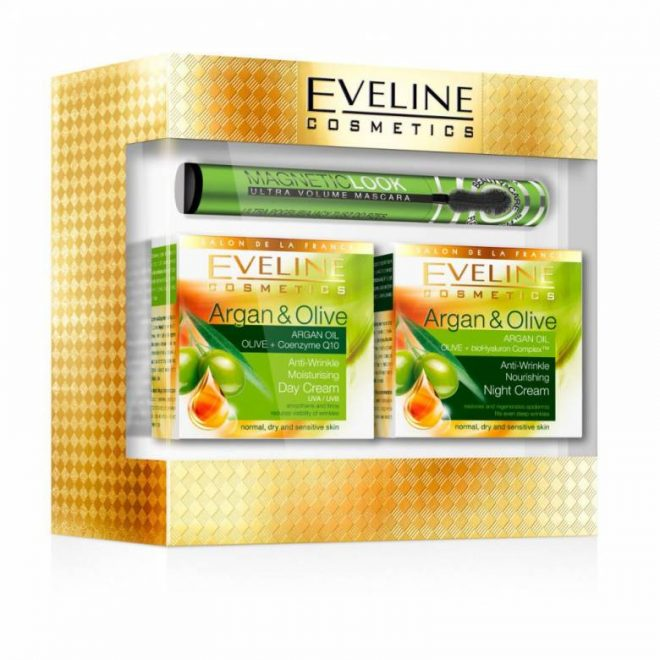 eveline argan set