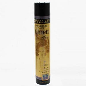 elnett lux hair spray