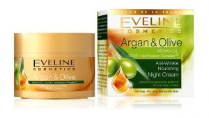 EVELINE ARGAN OLIVE NIGHT